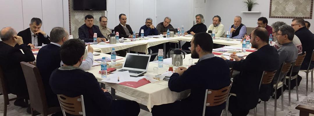 Akademik Kurul Toplantısı 14.01.2017